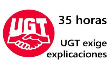 35 horas UGT exige explicaciones Mañueco