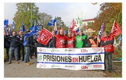 cárcel Burgos pierde plantilla otra vez