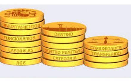 paliar brecha salarial AGE otras Administraciones