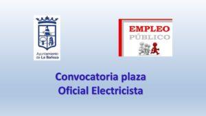 Ayto La bañeza electricista nov-2019