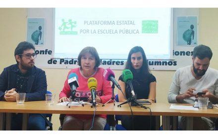Escuela Pública denuncia pin parental