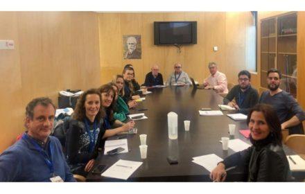 Plataforma Escuela Pública contactos partidos políticos
