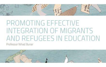 informe ETUCE políticas inclusivas inmigrantes