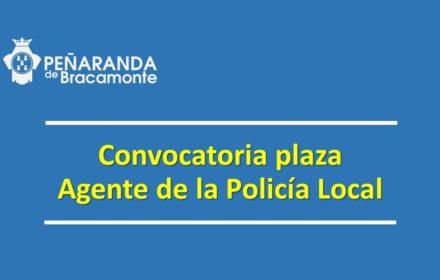 Ayto Peñaranda policía feb-2020