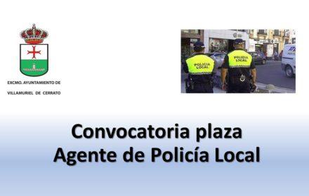 Ayto Villamuriel policia feb-2020