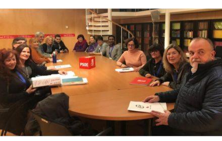 FeSP se reúne PSOE hablar TCAEs