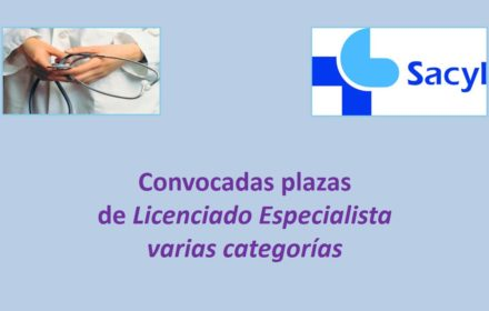 OPE 2019 med varias especialidades 4 feb-2020