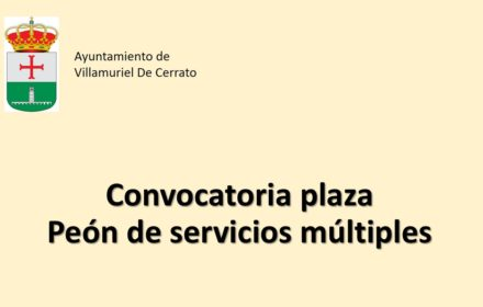 Ayto Villamuriel peon mar-2020