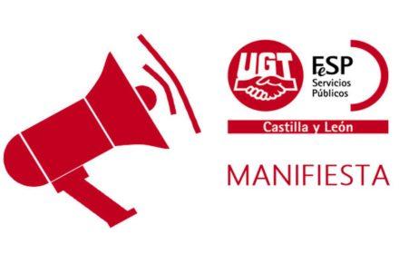Manifiesta FeSP Enseñanza COVID-19