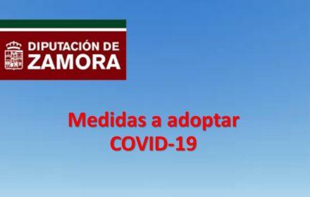 Medidas coronavirus