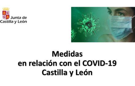Medidas varias coronavirus cyl