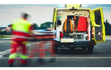 Cuiden personal transporte sanitario