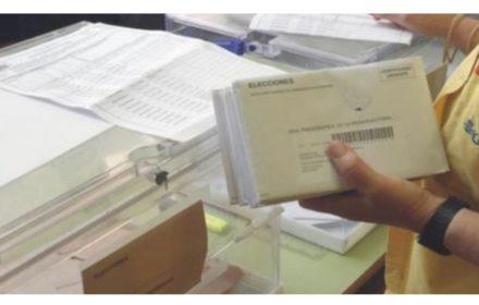 Correos servicio público procesos electorales