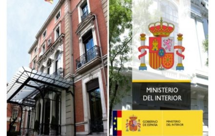 Plan transición nueva normalidad Ministerio Interior