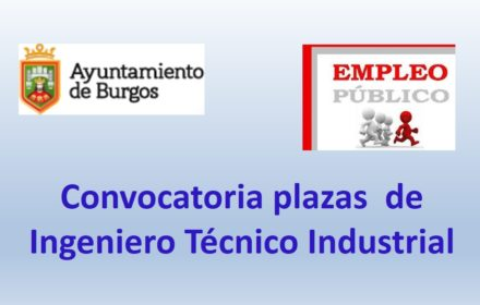 Ayto Burgos Ingeniero Tec industrial jun-2020