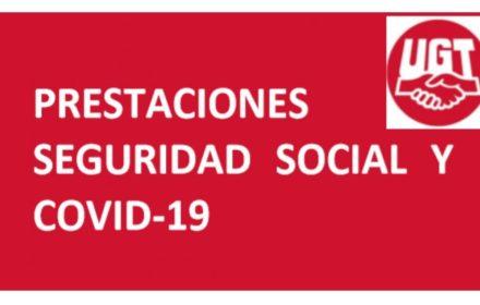 Prestaciones Seguridad Social COVID-19