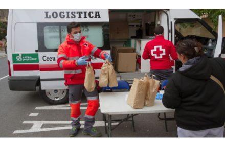 Cruz Roja evaluar medidas Igualdad Covid-19
