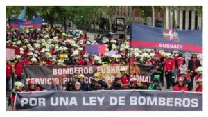 tramitar urgente Ley Coordinación Bomberos
