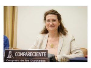 Directora Gral ANECA Congreso Diputados