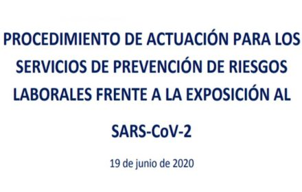 Procedimiento PRL COVID-19