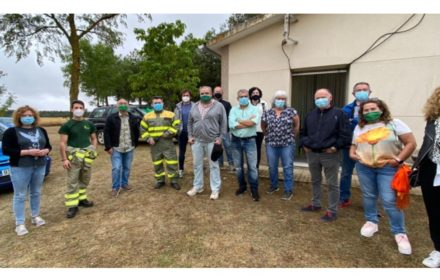 UGT reivindica bombero forestal