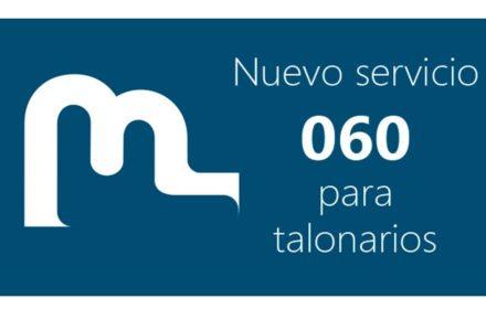 MUFACE Nuevo servicio 060 talonarios