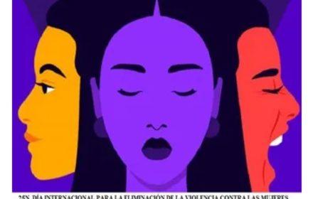 25N Día eliminación violencia mujeres