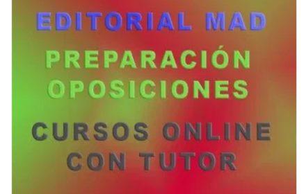 Editorial MAD Cursos con tutor
