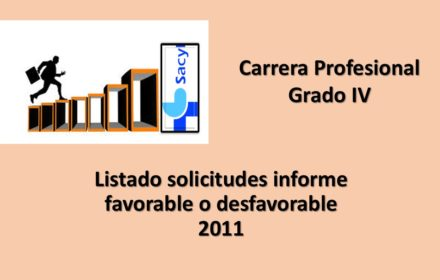 Carrera Prof informes 2011 grado IV dic-2020