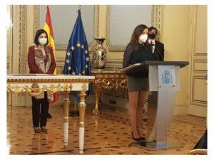 UGT suscribe III Plan Igualdad AGE