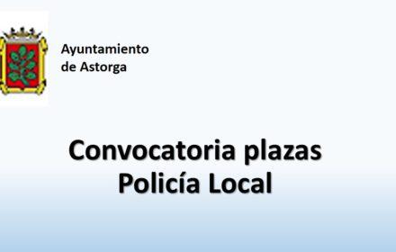Ayto astorga Policía ene-2021