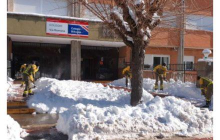 infrautilización bombero forestal