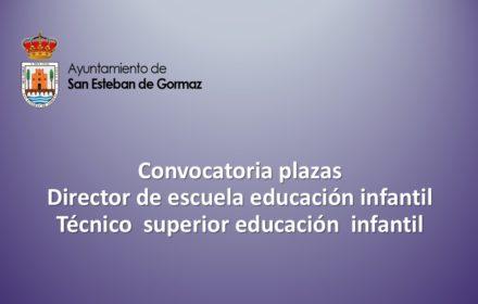 Ayto Esteban gormaz dir y tec educ feb-2021