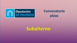 Dip Palencia subalterno feb-2021