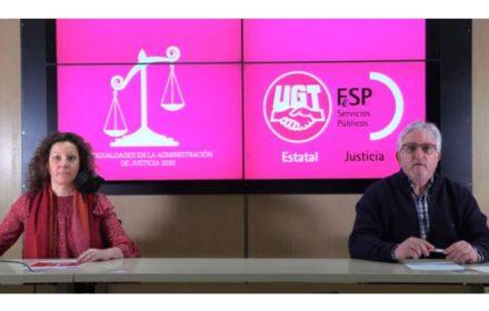 desigualdades Administración Justicia