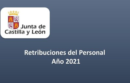retribuciones personal 2021