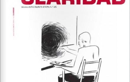 Revista Claridad 25 - Verano 2014