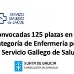 Convocadas 125 plazas ats_sergas