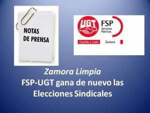 Zamora limpia victoria elecciones