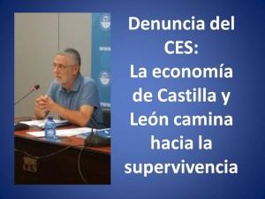 Informe CES sobre economia ce CYL