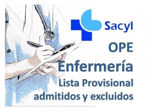 ope enfermeria provisional sacyl 2015