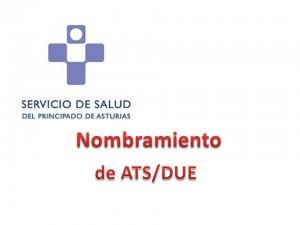 bolsa asturias nombramiento enfermeria