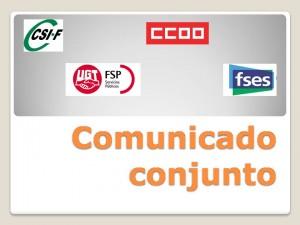 Comunicado conjunto oct 2015