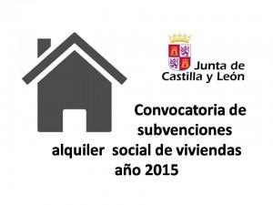 ayudas alquiler viviendas 2015
