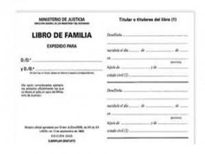 circular libro familia e inscripciones