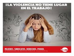 internacional servicos publicos contra violencia trabajo