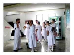 listas provisionales enfermeria instaituciones penitenciarias