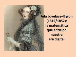10 Ada Lovelace–Byron