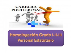 Carrera prof homologacion grado 1-2-3 estatutario 2016