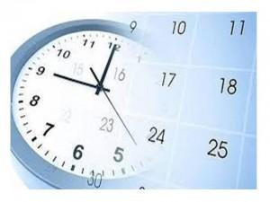 Instrucciones Jornada y horarios de trabajo